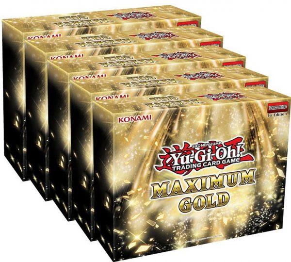 Maximum Gold DISPLAY Box