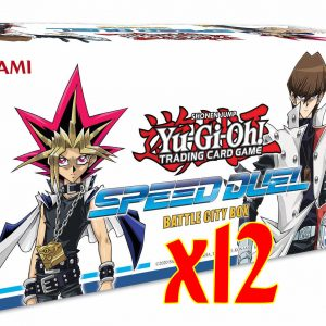 Yugioh Speed Duel Box Case