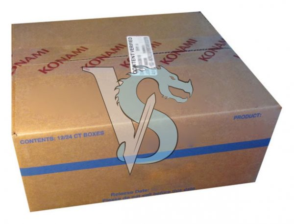 yugioh booster box case