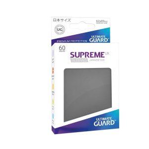 Supreme UX Sleeves Japanese Dark Grey 60-Count