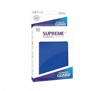 Supreme UX Sleeves Japanese Dark Blue 60-Count