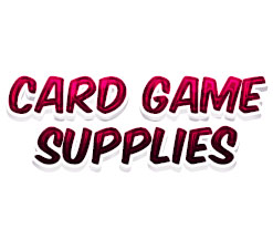 Card Game Supplies