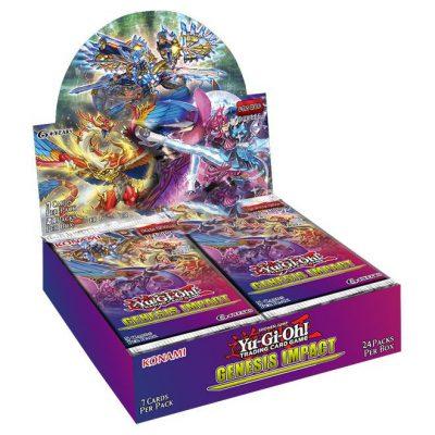 Genesis Impact Booster Box
