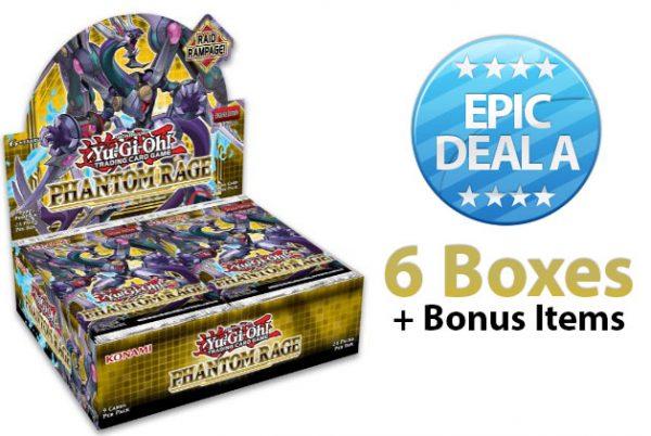 Phantom Rage Booster Box Epic Deal A