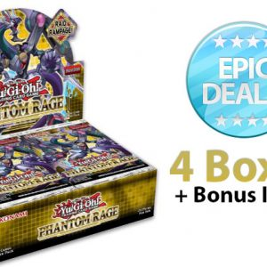 Phantom Rage Booster Box Epic Deal B