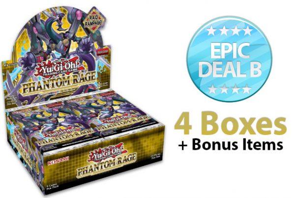 Phantom Rage Booster Box Epic Deal B