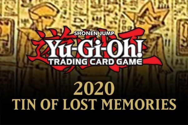 Yugioh 2020 Tin of Lost Memories