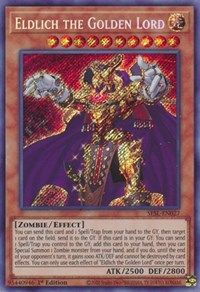 Eldlich the Golden Lord SESL-EN027