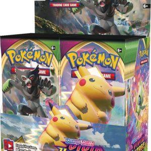 SS Sword & Shield: Vivid Voltage (SS04) Pokemon Booster Box