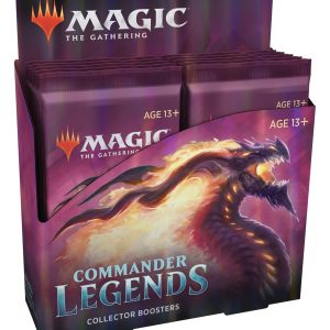 Commander Legends Collector Booster