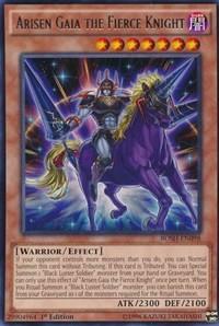 Arisen Gaia the Fierce Knight - BOSH-EN098