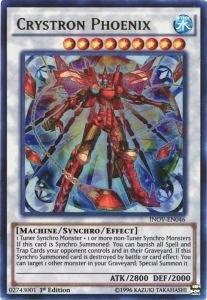Crystron Phoenix - INOV-EN046