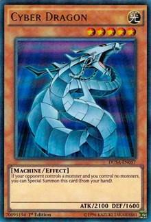 Cyber Dragon - DUSA-EN057