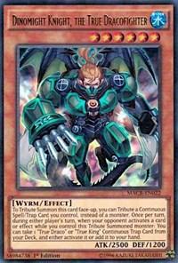Dinomight Knight, the True Dracofighter - MACR-EN022