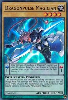 Dragonpulse Magician - PEVO-EN013