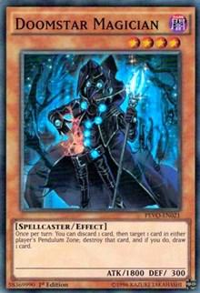 Doomstar Magician - PEVO-EN021