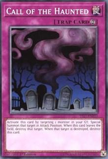 Call of the Haunted - YS17-EN033