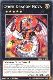 Cyber Dragon Nova - LEDD-ENB30