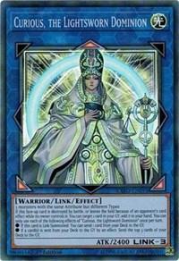 Curious, the Lightsworn Dominion - EXFO-EN091
