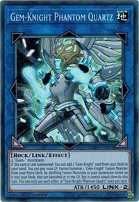 Gem-Knight Phantom Quartz - EXFO-EN092