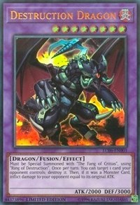 Destruction Dragon - LC06-EN003 - LC06-EN003