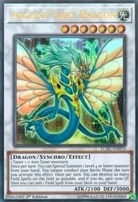 Ancient Fairy Dragon - LCKC-EN070