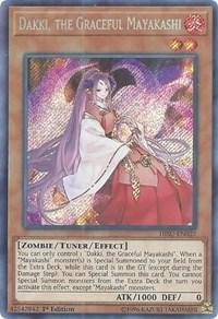 Dakki, the Graceful Mayakashi - HISU-EN027