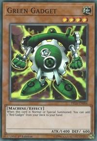 Green Gadget - FIGA-EN006