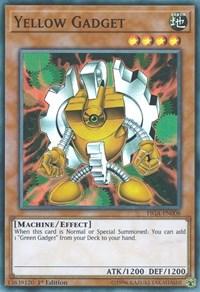 Yellow Gadget - FIGA-EN008
