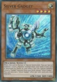 Silver Gadget - FIGA-EN010