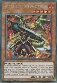 Ignis Heat, the True Dracowarrior - FIGA-EN053