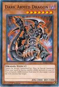 Dark Armed Dragon - SDSH-EN014