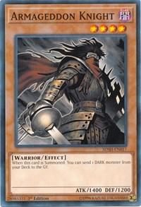 Armageddon Knight - SDSH-EN017