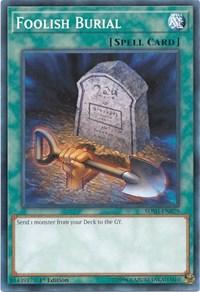 Foolish Burial - SDSH-EN029