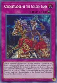 Conquistador of the Golden Land - SESL-EN034