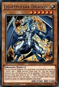 Lightpulsar Dragon - TOCH-EN031
