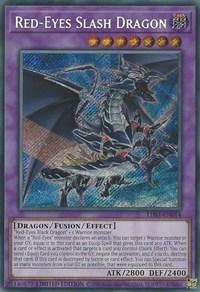 Red-Eyes Slash Dragon - LDS1-EN014