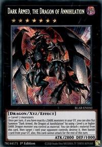 Dark Armed, the Dragon of Annihilation - BLAR-EN050