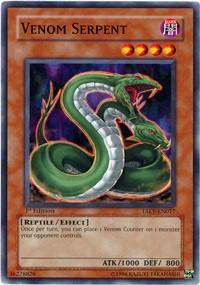 Venom Serpent - TAEV-EN017