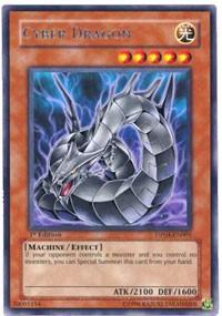 Cyber Dragon - DP04-EN001