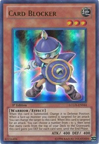 Card Blocker - LCGX-EN044