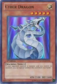 Cyber Dragon - LCGX-EN175