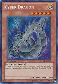 Cyber Dragon - RYMP-EN059