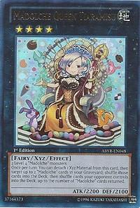 Madolche Queen Tiaramisu (UTR) - ABYR-EN048