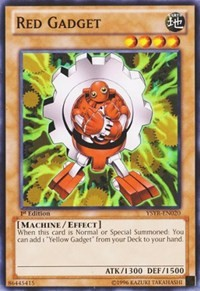 Red Gadget - YSYR-EN020