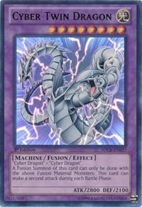 Cyber Twin Dragon - SDCR-EN037