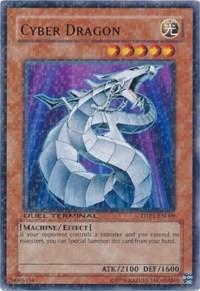 Cyber Dragon - DTP1-EN009