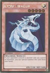 Cyber Dragon - PGLD-EN053