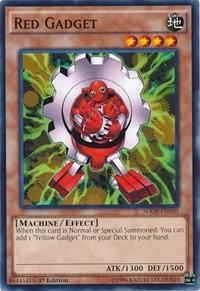 Red Gadget - SDGR-EN010