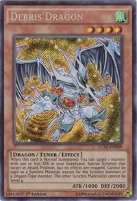Debris Dragon - LC5D-EN009